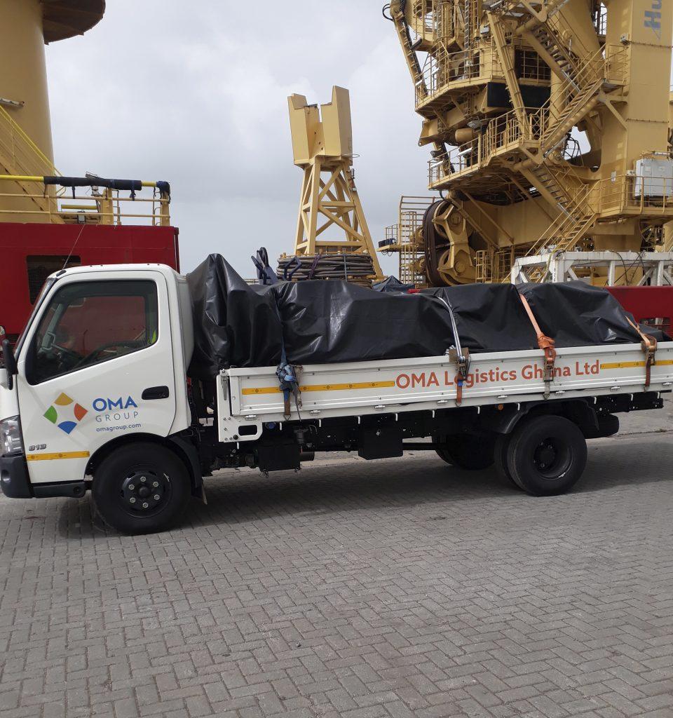 Logistics Update Ghana - OMA Group
