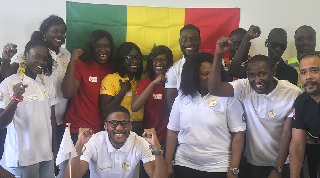 OMA Senegal invests in key training
