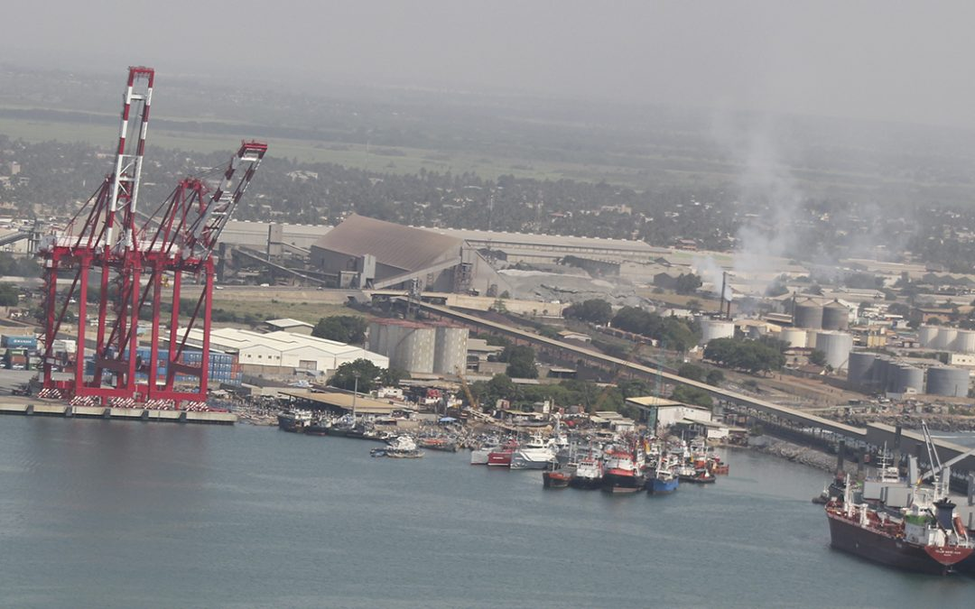 Lomé Oil Berth temporary closure