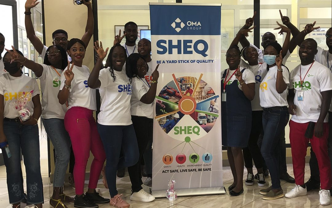 OMA SHEQ Celebration Week 2020