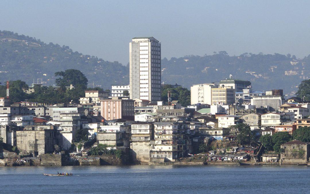 Sierra Leone Ports Authority – IMO 2020